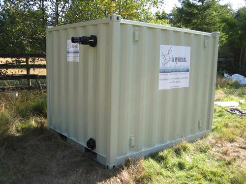Mini Water Treatment Unit - SPD 200