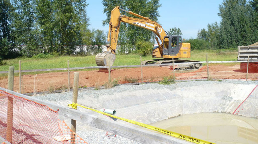 Township of Langley - Erosion and Sediment Control (ESC)